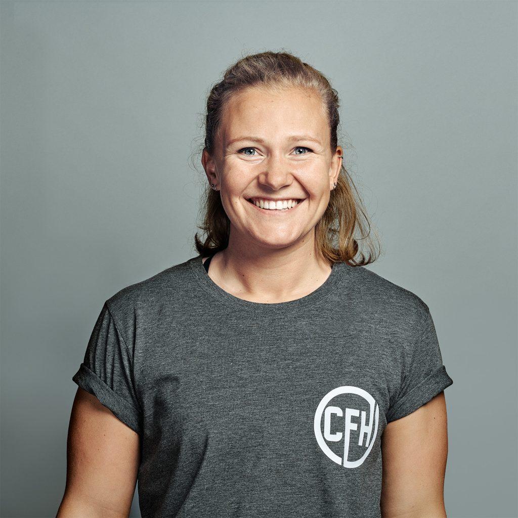 CrossFit Hilversum Coach Liz