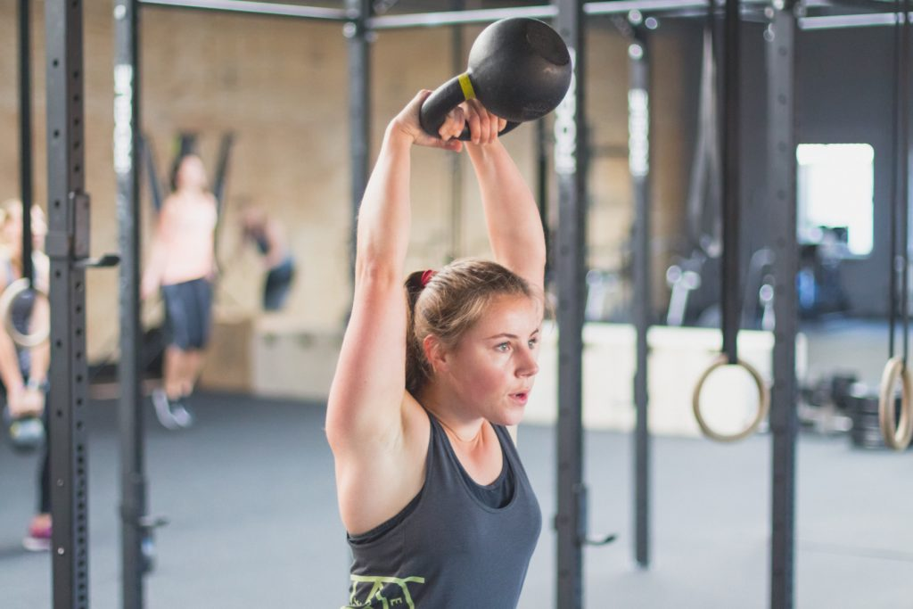 CrossFit Hilversum - Train crossfit