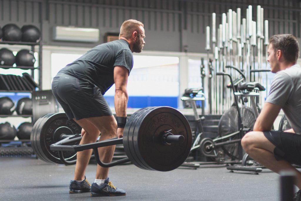 Personal Training bij CrossFit Hilversum